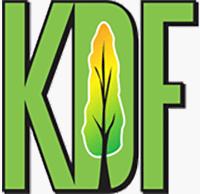 KDF Tree logo in green